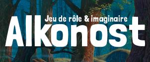 Logo d'Alkonost
